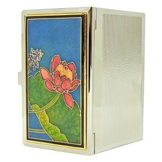 Business card holder | custom business card holder | cloisonne business card cases