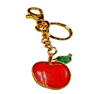 Customize Enamel Key Chain | Cloisonne Key Chain